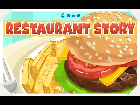 Restaurant Story Gameplay Free App