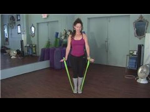 Abdominal Workouts How To Train Abs With Resistance Band