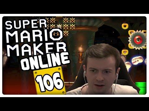 SUPER MARIO MAKER ONLINE Part 106: XXL Folge zum Challenge-Finale