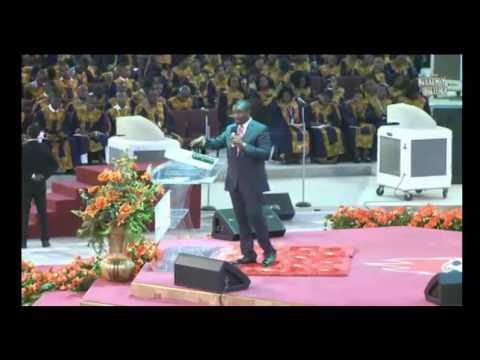 Covenant Day of Vengeance Aug 7, 2016 Pastor David Oyedepo Jr (3rd Service)