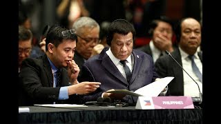 'What's wrong with my nap?', asks Duterte