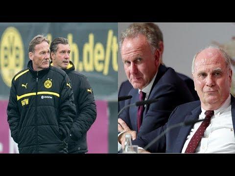 Hans-Joachim Watzke & Michael Zorc VS Uli Hoeneß & Karl-Heinz Rummenigge Abstimmung