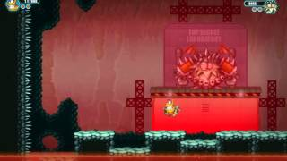 Oozi Earth Adventure: Level 02 - 06 - Second Boss Fight
