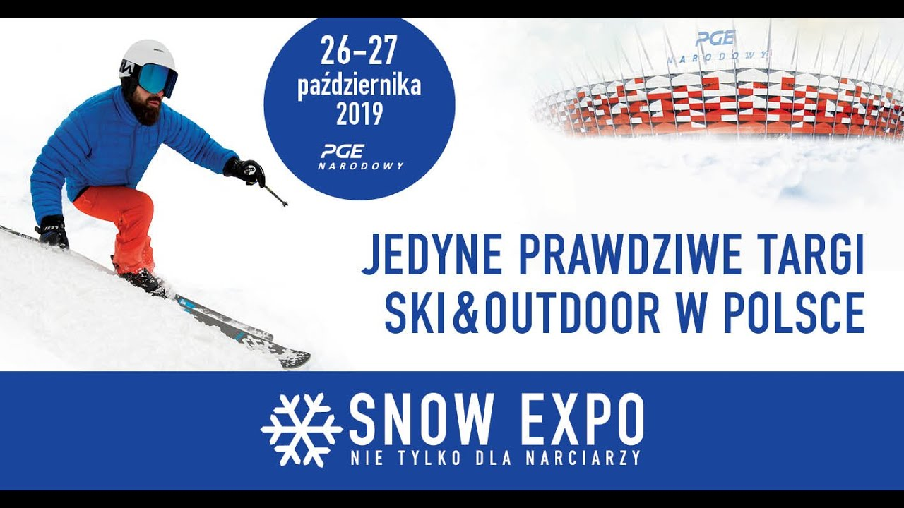"""Zapowiedź 4 edycji """"SNOW EXPO - nie tylko dla narciarzy"""""""