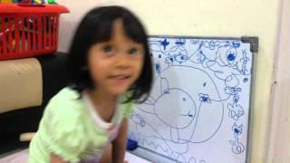 Little Story Teller from Balikpapan