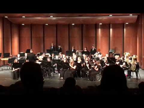 Second Suite in F- Shakopee Wind Ensemble 2017