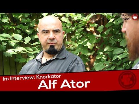 Music nStuff: Interview Knorkator – Alf Ator in seiner grünen Oase