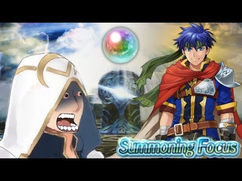 DON'T SPE- Ooh... What's That!? - Fire Emblem: Heroes