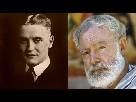 Fitzgerald and Hemingway Compared