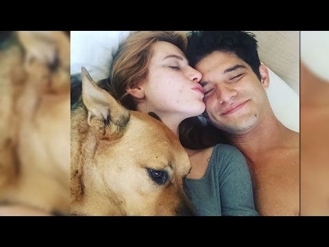 Bella Thorne Celebrates Birthday With Tyler Posey & Gets New Piercing WHERE?
