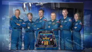 Expedition 59 Northrop Grumman Cygnus 11 Solar Array Deployment April 17, 2019