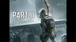 THE DIVISION 2 Walkthrough Part 11 (Let's Play Commentary)