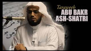 Surah Araf - Abu Bakr Shatri - Taraweeh Edition