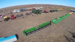 FARM MACHINERY & EQUIPMENT AUCTION