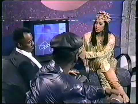 Ralph Tresvant Bobby Brown: The tension interview