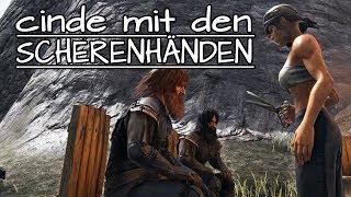 ARK SURVIVAL PLUS • Cinde mit den Scherenhänden • ARK Ragnarok German Gameplay Deutsch • #16