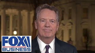 US Trade Rep. Lighthizer on historic