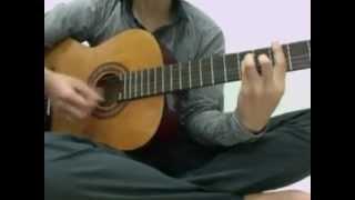 mùa đông yêu thương guitar dung