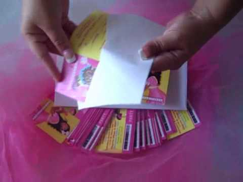 CandyLand Theme Invitation Quinceanera or Sweet 16 Invites So many