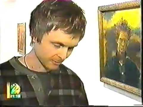 Rammer: Paul Waaktaar-Savoy's paintings exhibited