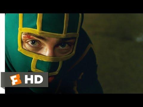 Kick-Ass (5/11) Movie CLIP - I'm Kick-Ass (2010) HD