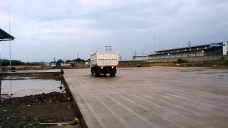 Belajar Nyetir Dump   Truck