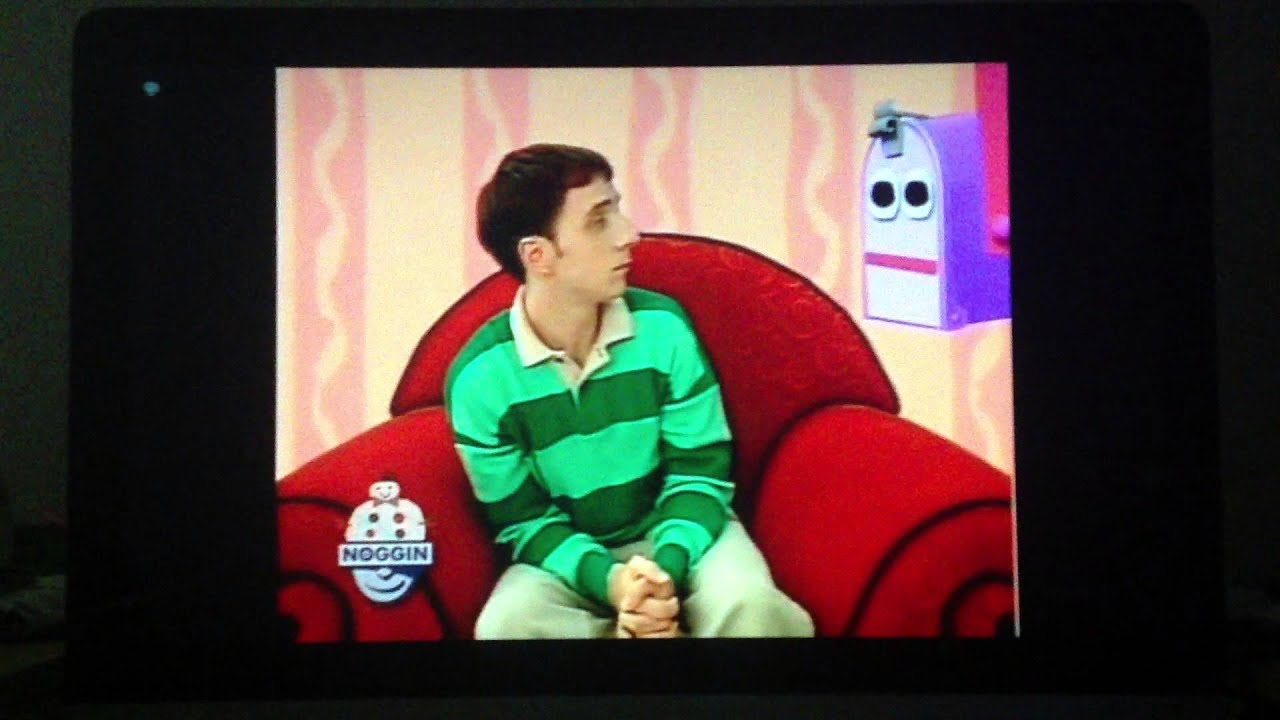 Mailbox blues clues Mail Youtube Blues Clues Mailbox Being Hilarious Youtube