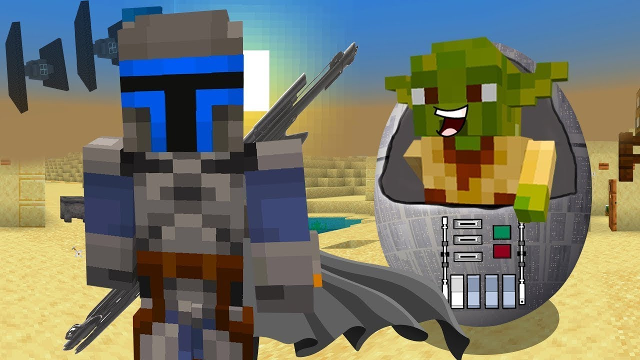 How to get a new Minecraft skin (I picked the Mandalorian)