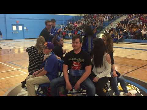 Student Musical Chairs