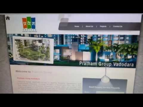 Pratham Builders Group Vadodara   ALL Property Projects List by NriGujarati Co In
