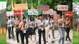 Hướng Đạo Việt Nam Hành Khúc