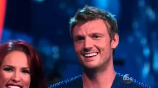 DWTS Season 21 Week 1 #TeamSharNick  'Cha Cha'
