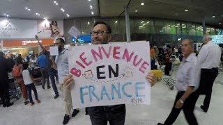 UN AMERICAIN EN FRANCE - Jul In Usa