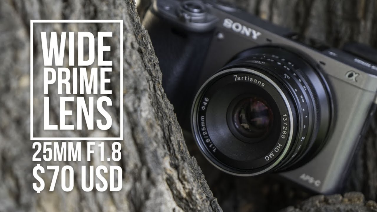 7Artisans 25mm F1 8 Sony E-Mount Review | Sony a6000 Image Samples
