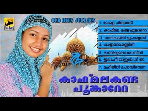 Malayalam Mappila Songs | Kafumala Kanda Poongatte | Mappila Pattukal Old Hits | Audio Jukebox