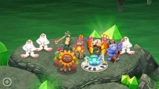 My Singing Monsters Dawn of Fire - Cave Island Ful
