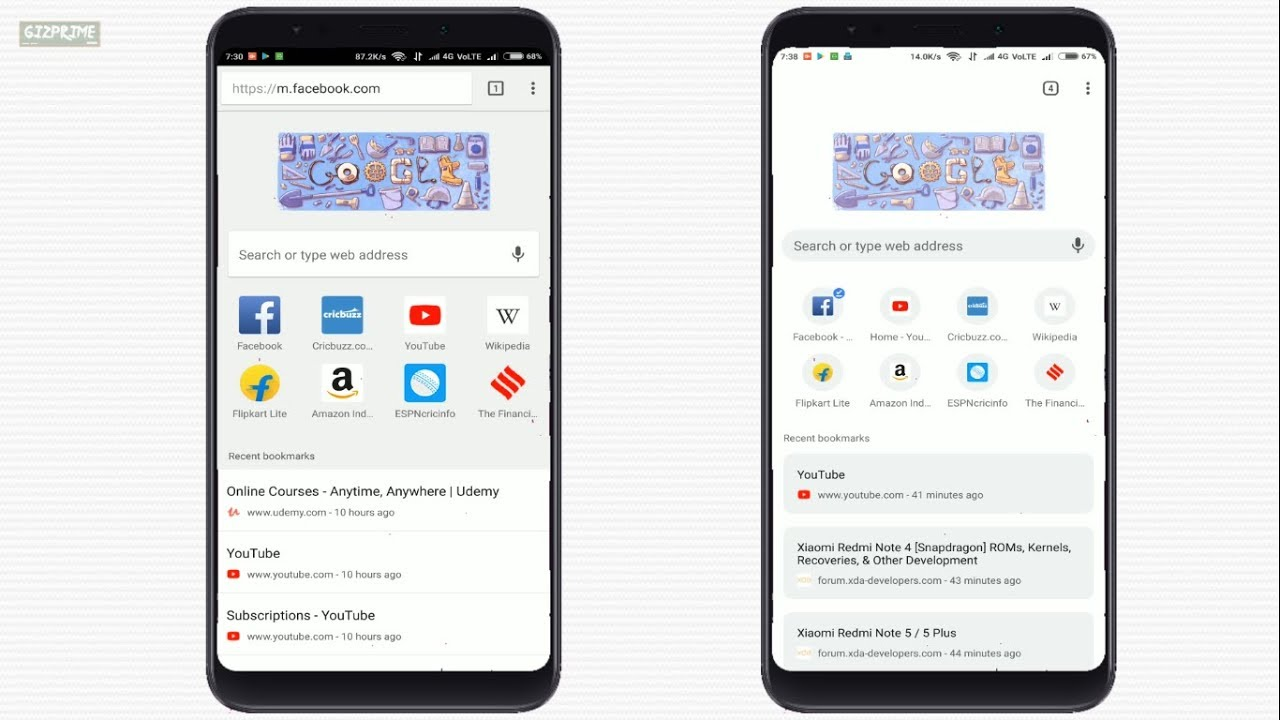 get material design 2 on google chrome for android youtube