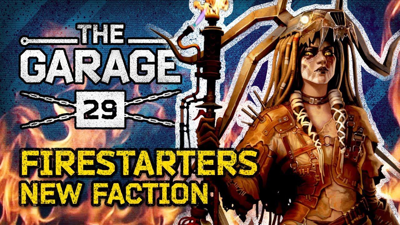 Crossout - Hot Spot event and Firestarters faction - KeenGamer