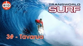 Transworld Surf | 3# - Tavarua (Level Showcase + Video Level Reward) (PlayStation 2)
