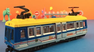 Dickie Toys Tram Play Set with Train Toy Boys Toys