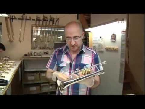 Roger Webster Tests Besson Cornets | Besson Brass