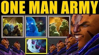 17 Illusions One Man Army | Dota 2 Ability Draft