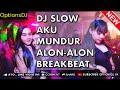 DJ TIK TOK VIRAL - AKU MUNDUR ALON ALON - NONSTOP BREAKBEAT TERBARU 2019