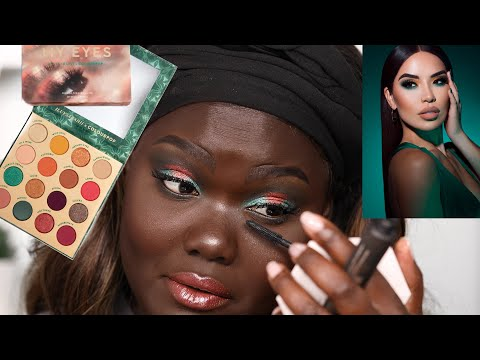 Worth it?! iluvsarahii x Colourpop Through My Eyes Collection Review    Nyma Tang
