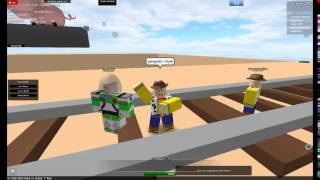 Roblox Toy Story Gangam Style