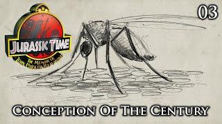 Jurassic Time's Hammond Memoir: 03 - Conception Of The Century