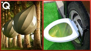 Camping Inventions That Aŗe the Next Level ▶2
