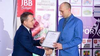 Sportowiec Roku 2017. Wyró¿nienie dla Dariusza Romejki