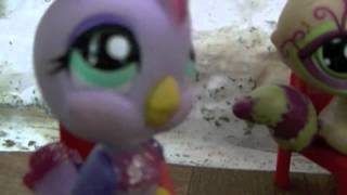 LPS Nightmares - Episode #1 (Just a dream come true, or I must say Nightmare?)