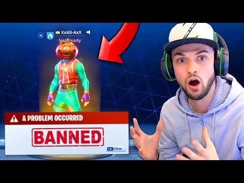 This WILL get you *BANNED* in Fortnite: Battle Royale!